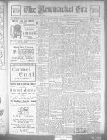 Newmarket Era (Newmarket, ON1861), October 29, 1926