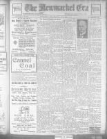 Newmarket Era (Newmarket, ON1861), November 5, 1926