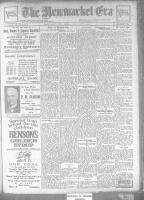 Newmarket Era (Newmarket, ON1861), November 19, 1926
