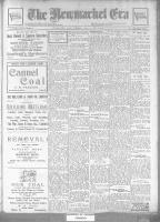 Newmarket Era (Newmarket, ON1861), December 10, 1926