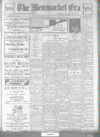 Newmarket Era (Newmarket, ON1861), December 24, 1926