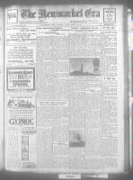 Newmarket Era (Newmarket, ON1861), September 30, 1927