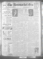 Newmarket Era (Newmarket, ON1861), October 21, 1927