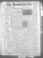 Newmarket Era (Newmarket, ON1861), November 25, 1927