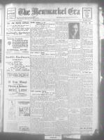 Newmarket Era (Newmarket, ON1861), December 2, 1927