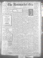 Newmarket Era (Newmarket, ON1861), December 9, 1927