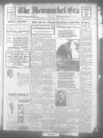 Newmarket Era (Newmarket, ON1861), December 23, 1927