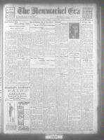 Newmarket Era (Newmarket, ON), June 15, 1928