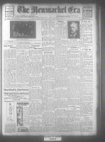 Newmarket Era (Newmarket, ON), July 6, 1928