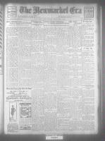 Newmarket Era (Newmarket, ON), July 20, 1928