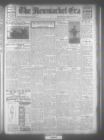Newmarket Era (Newmarket, ON), July 27, 1928