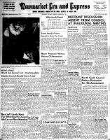 Newmarket Era and Express (Newmarket, ON), January 4, 1951