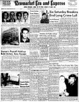 Newmarket Era and Express (Newmarket, ON), January 25, 1951