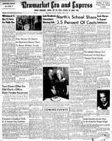 Newmarket Era and Express (Newmarket, ON), July 12, 1951