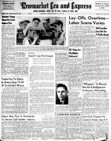 Newmarket Era and Express (Newmarket, ON), July 19, 1951