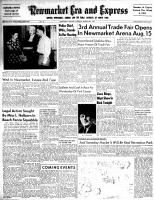 Newmarket Era and Express (Newmarket, ON), August 9, 1951
