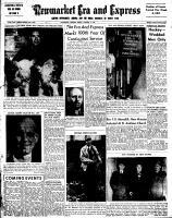 Newmarket Era and Express (Newmarket, ON), January 4, 1952