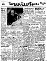 Newmarket Era and Express (Newmarket, ON), January 10, 1952