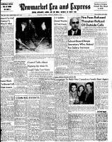 Newmarket Era and Express (Newmarket, ON), January 17, 1952