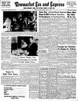 Newmarket Era and Express (Newmarket, ON), January 31, 1952