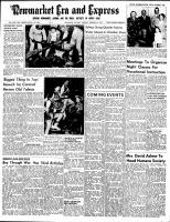 Newmarket Era and Express (Newmarket, ON), February 28, 1952