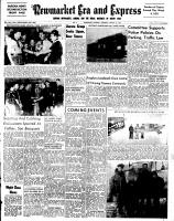 Newmarket Era and Express (Newmarket, ON), March 13, 1952