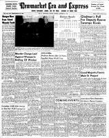 Newmarket Era and Express (Newmarket, ON), September 25, 1952