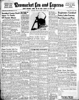 Newmarket Era and Express (Newmarket, ON), October 9, 1952