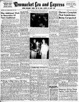 Newmarket Era and Express (Newmarket, ON), October 23, 1952