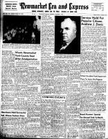 Newmarket Era and Express (Newmarket, ON), November 6, 1952