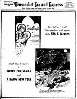 Newmarket Era and Express (Newmarket, ON), December 22, 1952