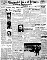 Newmarket Era and Express (Newmarket, ON), March 26, 1953