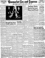 Newmarket Era and Express (Newmarket, ON), November 12, 1953