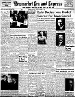 Newmarket Era and Express (Newmarket, ON), November 26, 1953