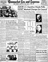 Newmarket Era and Express (Newmarket, ON), December 10, 1953