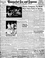 Newmarket Era and Express (Newmarket, ON), December 16, 1953