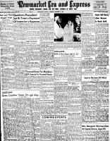 Newmarket Era and Express (Newmarket, ON), December 31, 1953