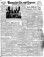 Newmarket Era and Express (Newmarket, ON), January 7, 1954