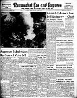 Newmarket Era and Express (Newmarket, ON), January 28, 1954
