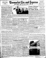 Newmarket Era and Express (Newmarket, ON), June 24, 1954