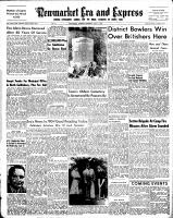 Newmarket Era and Express (Newmarket, ON), July 8, 1954