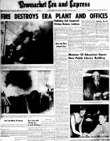 Newmarket Era and Express (Newmarket, ON), June 14, 1956