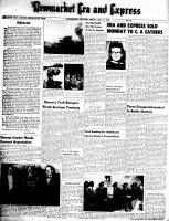 Newmarket Era and Express (Newmarket, ON), July 13, 1956