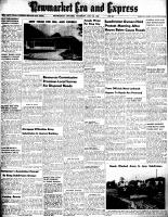 Newmarket Era and Express (Newmarket, ON), July 26, 1956