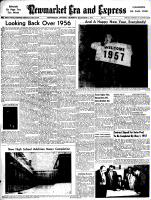 Newmarket Era and Express (Newmarket, ON), December 27, 1956