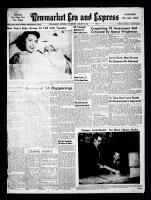 Newmarket Era and Express (Newmarket, ON), January 3, 1957