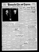 Newmarket Era and Express (Newmarket, ON), January 17, 1957