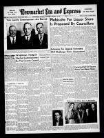 Newmarket Era and Express (Newmarket, ON), January 24, 1957
