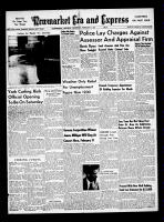 Newmarket Era and Express (Newmarket, ON), February 7, 1957