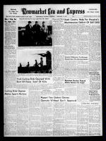 Newmarket Era and Express (Newmarket, ON), February 14, 1957